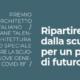 """FESTA DELL'ARCHITETTO 2020: """"PREMI: ARCHITETTO ITALIANO, GIOVANE TALENTO DELL'ARCHITETTURA ITALIANA E  RIPROGETTARE LA SCUOLA CON LE NUOVE GENERAZIONI POST COVID 19"""""""