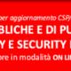 MANIFESTAZIONI PUBBLICHE E DI PUBBLICO SPETTACOLO  MISURE DI SAFETY E SECURITY IN EPOCA COVID